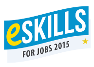 Logo: eskills for jobs 2015